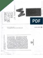 4. Metodologia de Las Ciencias Sociales