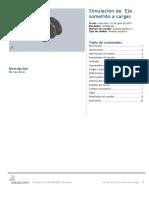 Eje sometido a cargas-Análisis estático 1-1.docx