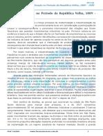 HISToRIA -  Industrializacao na Republica do Cafe.pdf