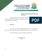 01-2016 - PPC de Ciências Sociais - Câmpus de Tocantinópolis