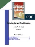 John Stott - Cristianismo Equilibrado.doc