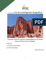 Trabajo de Investigacion Geografica
