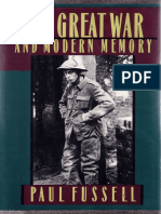 Paul Fussell - The Great War and Modern Memory-Oxford University Press, USA (1975).pdf