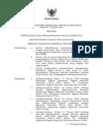 02.06 PMK No. 7 TAHUN 2014 TENTANG PERENCANAAN & PENGANGGARAN BID. KESEHATAN.pdf