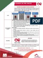 29 Reunión Diaria Pre-Inicio_ Sistema de Alarma Contra Incendio.