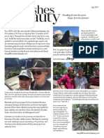 Sheryl's FICM Newsletter July 2019