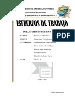 Esfuerzos de Trabajo-GRUPO3
