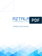 Aztala Corporation Company Profile 2019b
