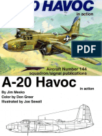 [Squadron-Signal] - [in Action 144] - A-20 Havoc