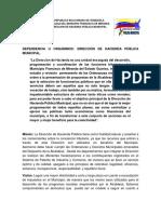 DIRECCIÓN DE HACIENDA PÚBLICA MUNICIPAL.