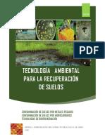 Tecnlogía Ambiental Para La Recuperación de Suelos Final