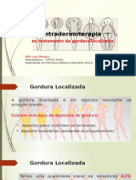 Intradermoterapia GORDURA LOCALIZADA