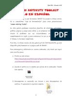 TUTORIAL PARA DESCARGARSE EL LESSON ACTIVITY TOOLKIT 2.0 EN ESPAÑOL DAVID RUIZ