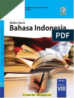 Buku Guru Kelas 8 Bahasa Indonesia.pdf
