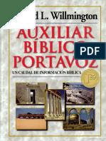 Auxiliar Bíblico Portavoz (Harold L. Willmington)