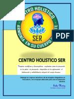 Centro Holistico Ser PDF Np