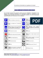 Panneaux Simple Indication(2)
