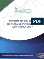 Trata Pdh Informe 2017
