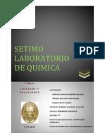 informe 7 de quimica 2