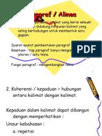 Slide Paragraf