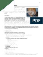 Lumbar puncture