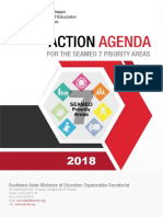 Action Agenda for the SEAMEO 7 Priority Areas_FINAL