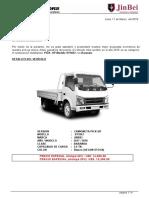 Proforma PickUp 3 5Ton SY1043