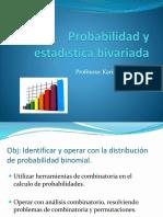 Probabilidad y Estadística Bivariada 5