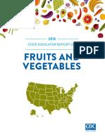 2018 Fruit Vegetable Report 508