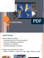 Protein Sys of Siva