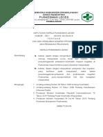 2.4.1.1 SK HAK DAN KEWAJIBAN SASARAN PROGRAM DAN PENGGUNA PELAYANAN (1).doc