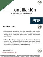 Reconciliación El Misterio Del Tabernaculo2019