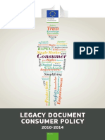 Legacy Document Consumer Policy