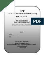 RPP ALSINTAN 2