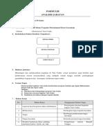 Anjab Administrasi Tata Usaha