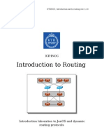 Intro Routing