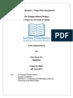tobago history project edid6511 kappa