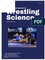 2018 Vol 8 Issue 2 Wrestling Science