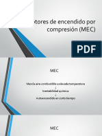 Combustion en MEC