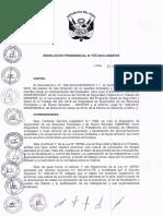 Resolucion Presidencial 00026 2016 Osinfor 01.1