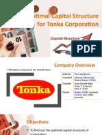 Tonka Final Ppt