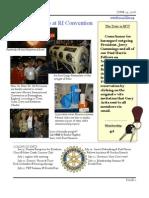Newsletter - June 24 2008