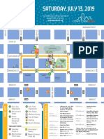 Twilight Criterium Map & Schedule