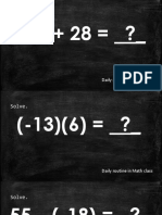 Quiz 1 Sequence and Series