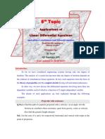 Application of linear D.E 6.pdf