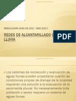 10. Alcantarillado Pluvial 2019