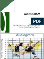 Audio Gram