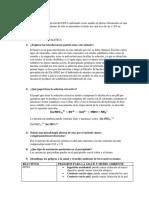 Cuestionario de Analitica