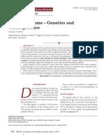 Down Syndrome – Genetics.pdf
