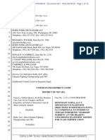 Defendant's Oppo to Plaintiffs' Objections to Exhbitis